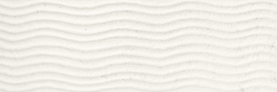 Porcelanite Dos 9529 White Relieve Elypse 30x90