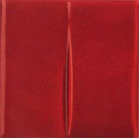 BayKer Lacca Inserto Forme C Rosso 10x10