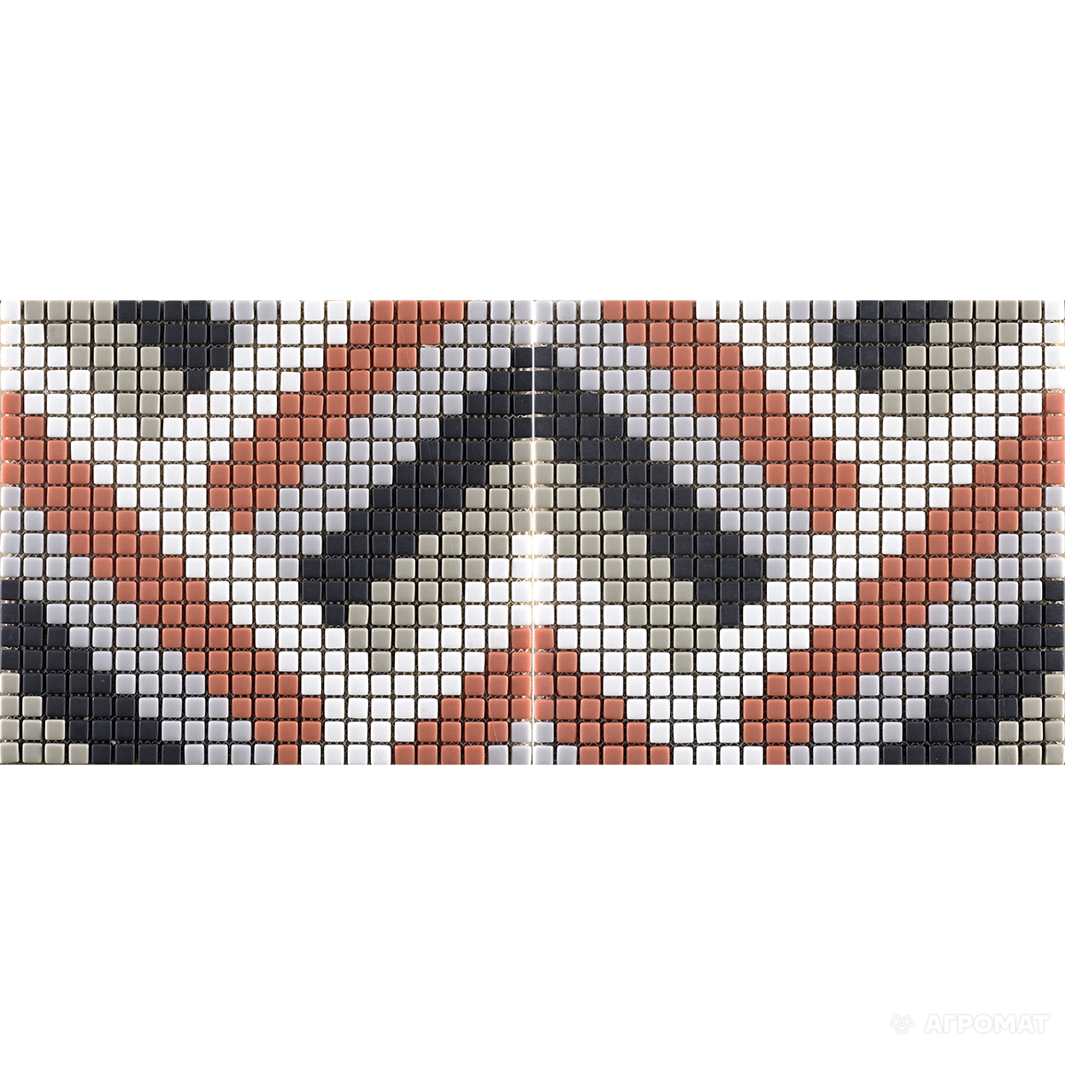 Ape Whisper Mosaico Mix Set2 31.5x27.4