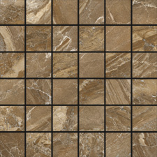 Cerdomus Dome Mosaico Brown 30x30