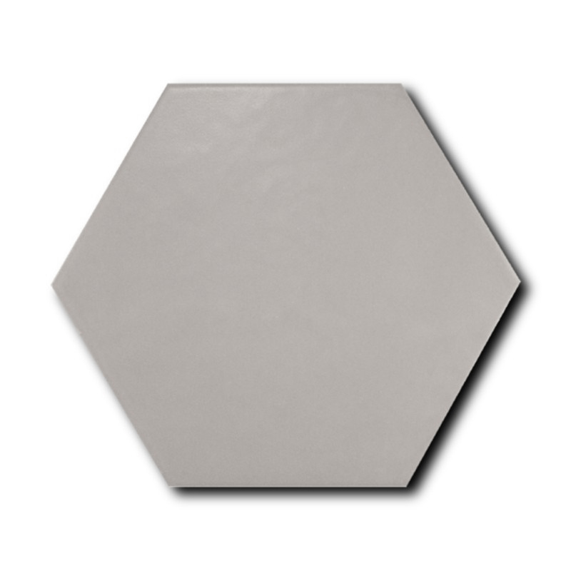 Equipe Scale Porcelain Hexagon Grey Matt 11,6x10.1