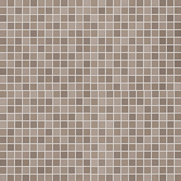 Fap Color Now Fango Micromosaico 30,5x30,5