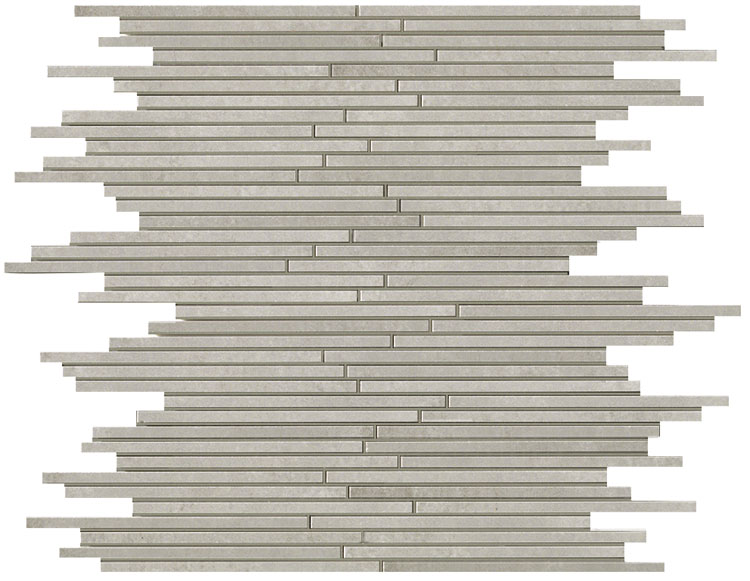 Fap Evoque Tratto Grey Mosaico 314050,5x30,5