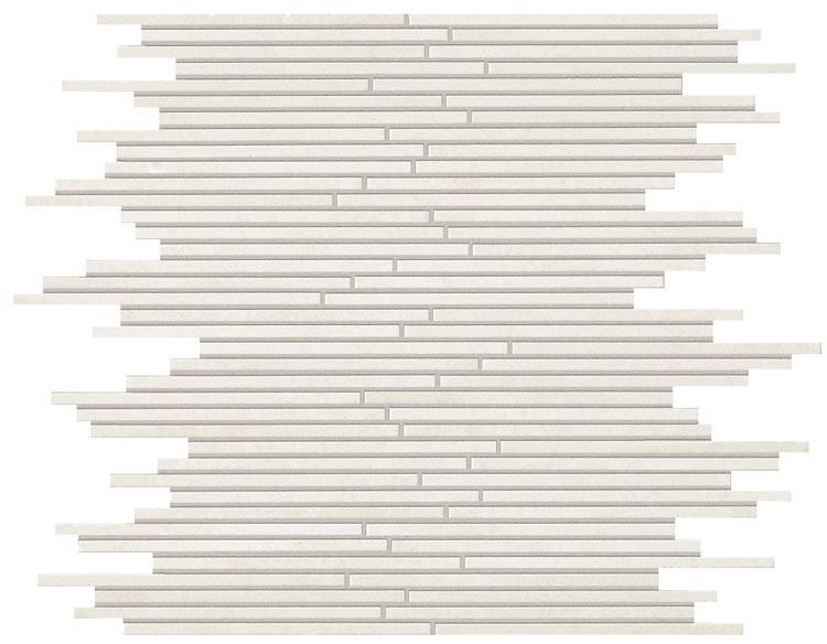 Fap Evoque Tratto White Mosaico 30,5x30,5