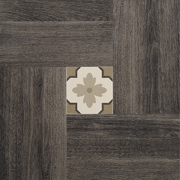 Fioranese Inside Brown Deco 50x50