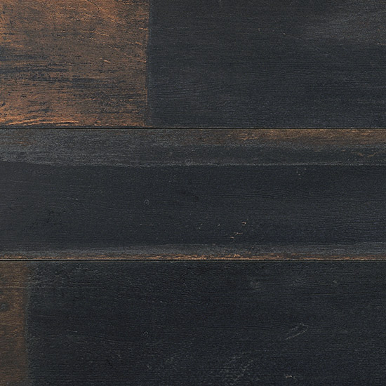 Fioranese Painted Wood Pitch Black 13x61