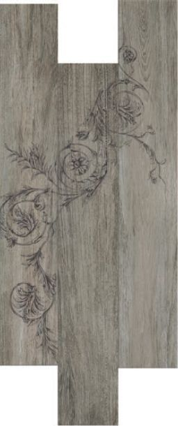 Iris French Woods Comp. Motif Elm 60x120