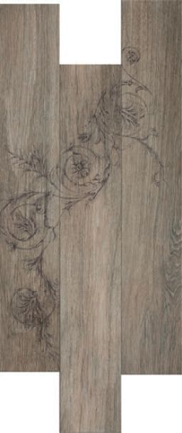 Iris French Woods Comp. Motif Larch 60x120