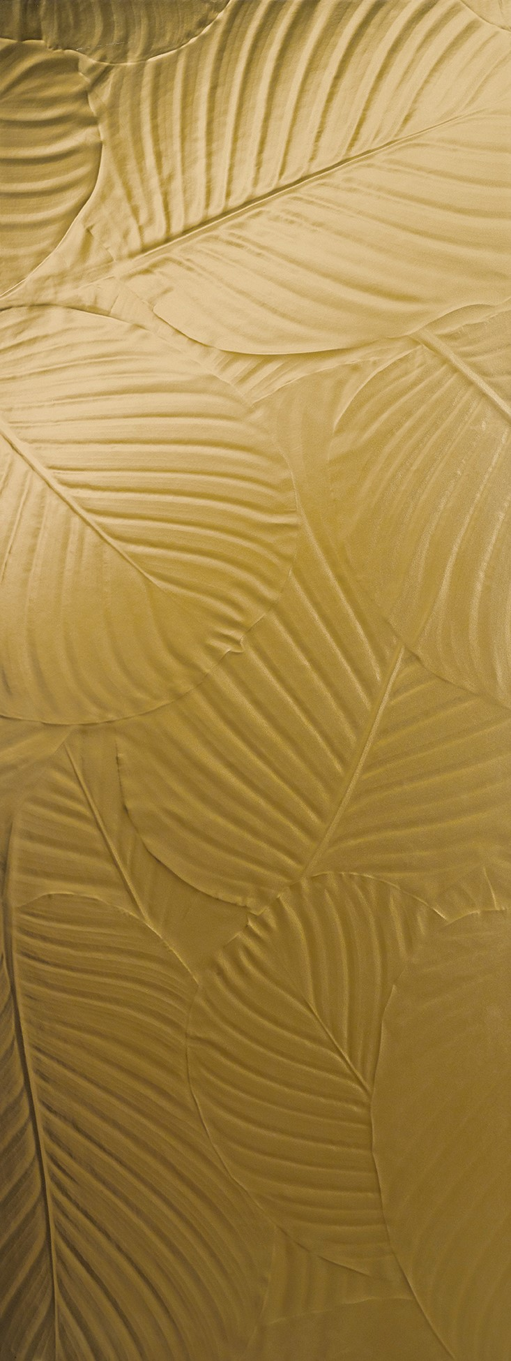 Love Ceramic Genesis Palm Gold matt 45x120