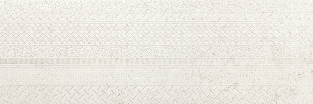 Porcelanite Dos 9529 White Dec. Fantasy 30x90