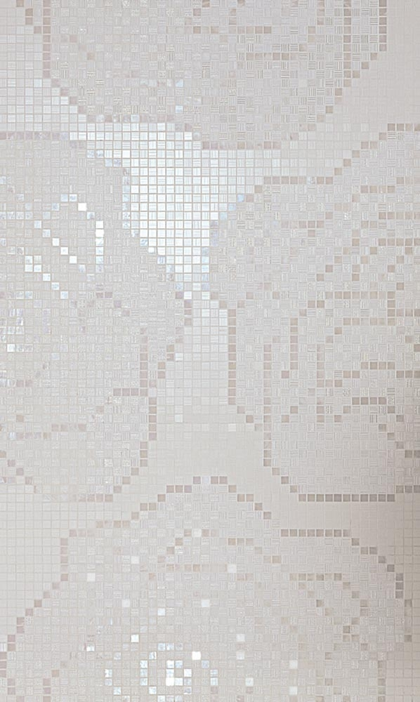 FAP Suite Rose Bianche Mosaico Mix 15 91,5х152,5