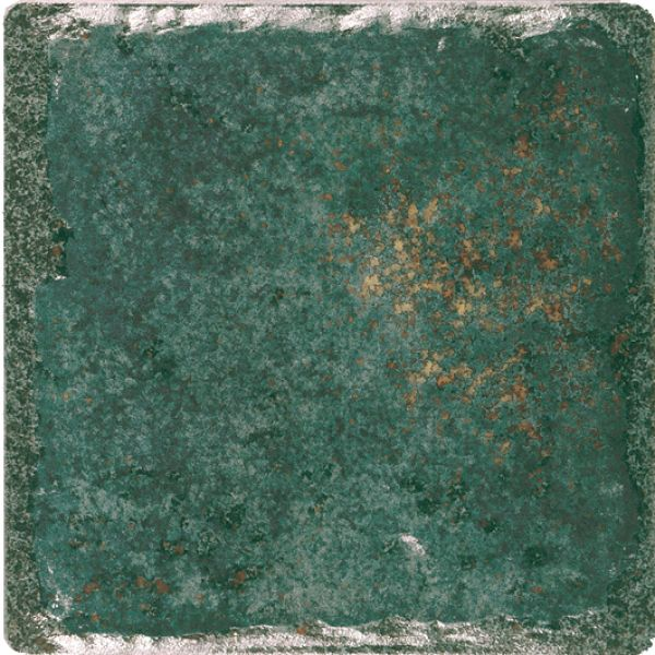 Cerdomus Kyrah Golden Green 15x15