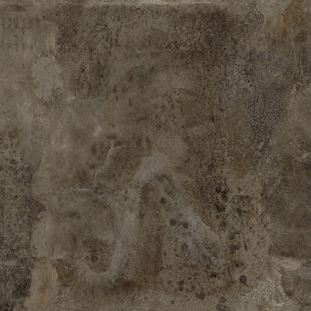 Ariostea Ultra Metal Brown Zinc Soft 100x100