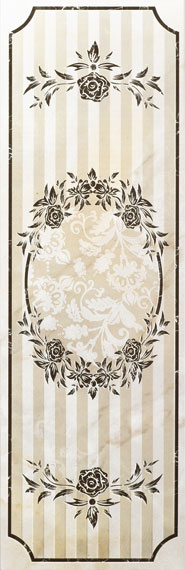 Carmen Ceramic Art Trend Decor Atlantic Crema 29,5x90