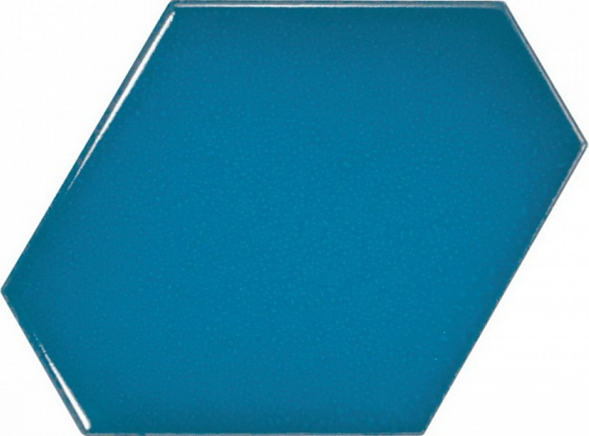 Equipe Scale Benzene Electric Blue 10.8x12.4