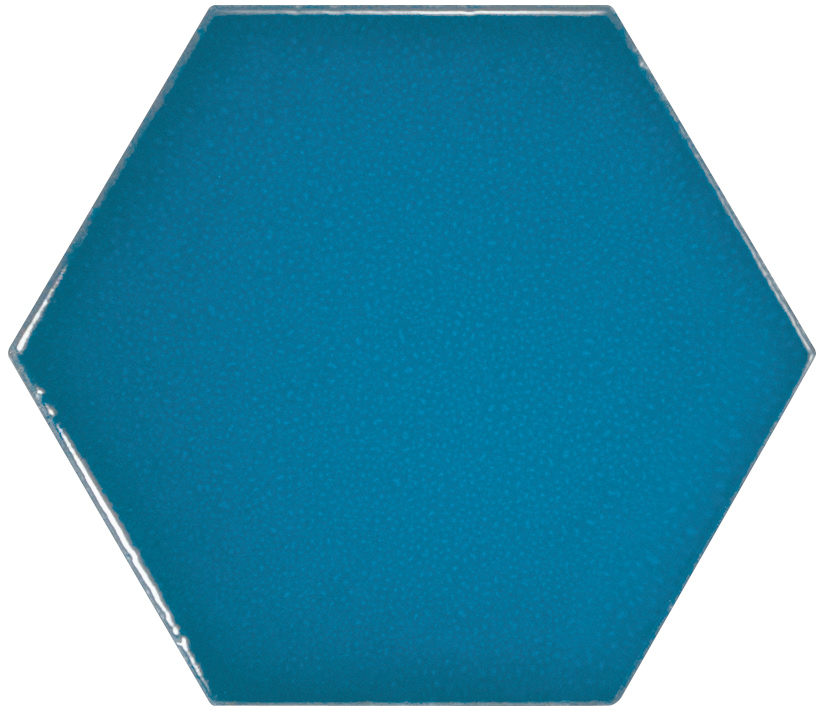 Equipe Scale Hexagon Electric Blue 10,7x12,4