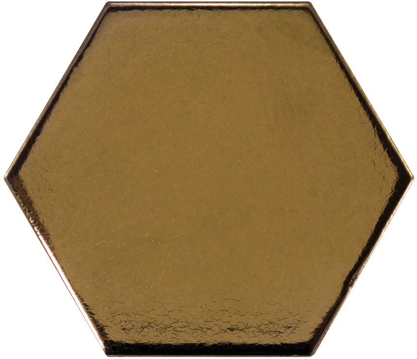 Equipe Scale Hexagon Metallic 10,7x12,4
