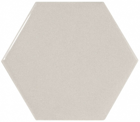 Equipe Scale Hexagon Light Grey 10,7x12,4