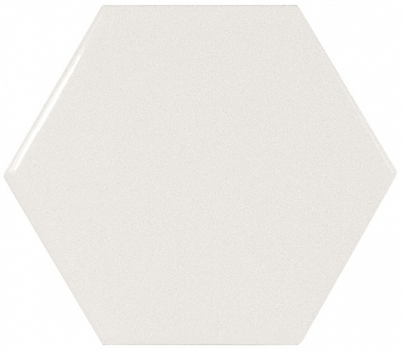 Equipe Scale Hexagon White 10,7x12,4