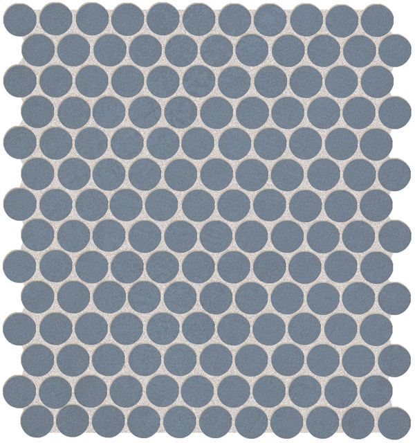Fap Color Now Avio Round mosaico 29,5x32,5