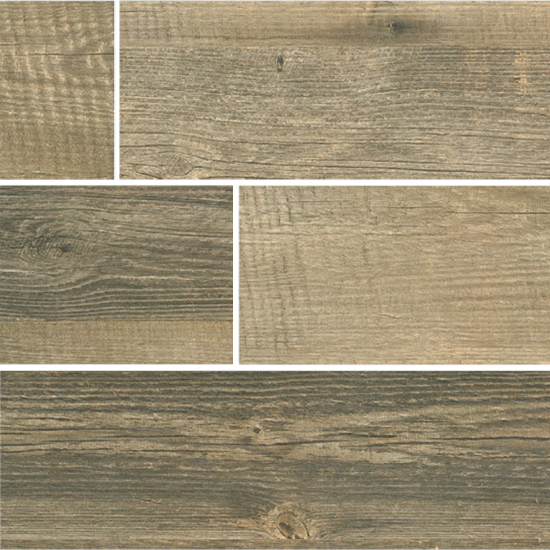 Fioranese Cottage Wood Noce Nat/ Ret 13x61