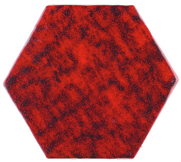 Natucer New Panal Hexagon Caqui 15x17