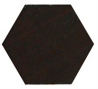 Natucer New Panal Hexagon Tabac 15x17