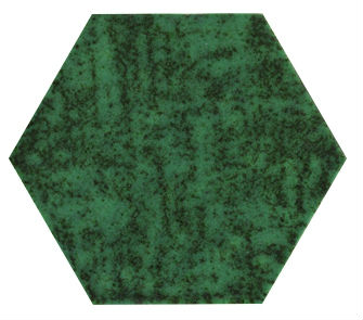 Natucer New Panal Hexagon Turquesa 15x17
