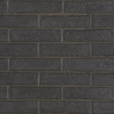 RHS New York Black Brick 6x25